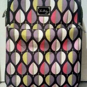 Vera Bradley Rolling Luggage - Small Spinner